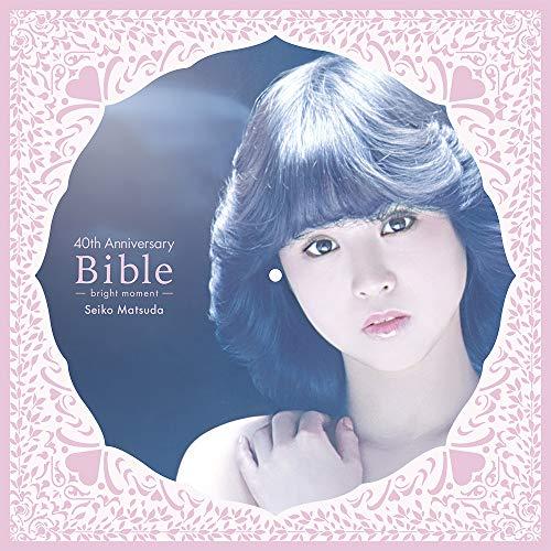Seiko Matsuda 40th Anniversary Bible -bright moment- (完全生産限定盤) [Analog]
