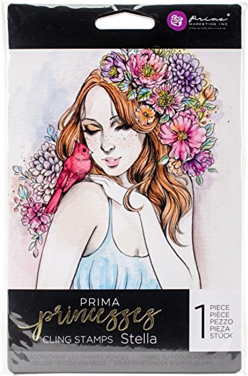Prima Marketing Prima Princess Stamp - Stella