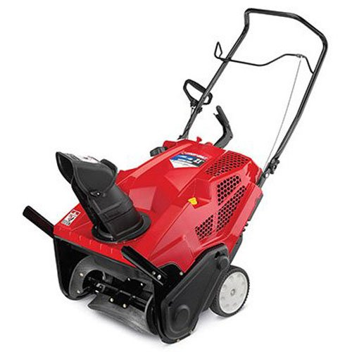 Great Price! Troy Bilt Squall 2100 Single Stage Snowblower 208cc ES OHV 21 inch (31AS2T5F766)