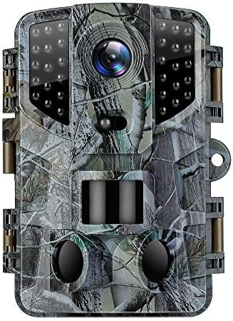 VanTop Ninja 1 Trail Camera 20MP 1080P Hunting Game Cam with Night Vision Motion Activated Waterproof product image