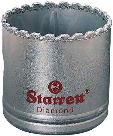 Starrett KD0412-N 4.1//2-Inch Diamond Grit Holesaw