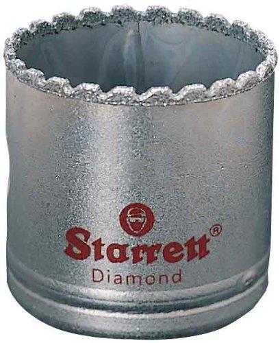 Starrett KD0414-N 4.1/4-Inch Diamond Grit Holesaw