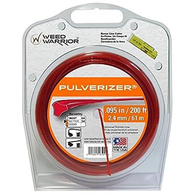 .095 200' WW Pulverizer