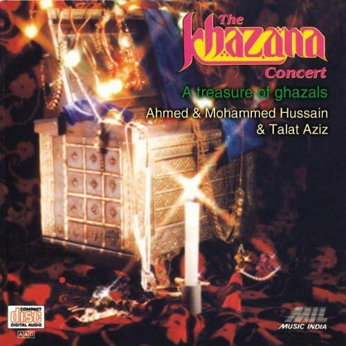 Ustad Ali Ahmed Hussain, Ustad Mohammed Hussain & Talat Aziz