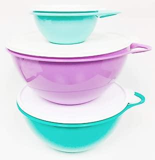 Best tupperware glass bowls Reviews