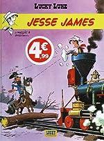 Lucky Luke - Tome 4 - Jesse James de Goscinny