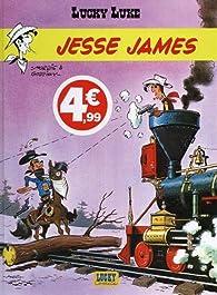 Lucky Luke - tome 4 - Jesse James par René Goscinny