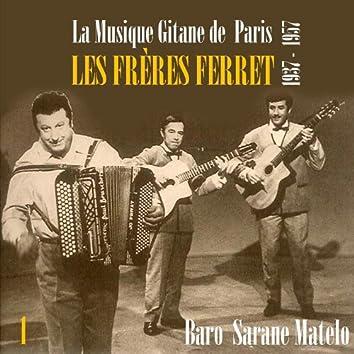 La Musique Gitane de  Paris : Les Frères Ferret (1937 - 1957), Vol. 1