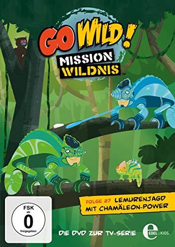 Vol.27: Lemurenjagd mit Chamäleon-Power