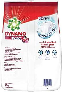 Dynamo Powder Laundry Detergent, with Downy, 2.0kg