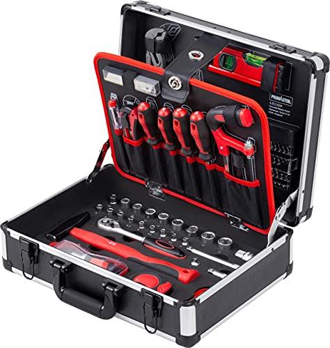 Primaster Werkzeugkoffer 135 tlg...