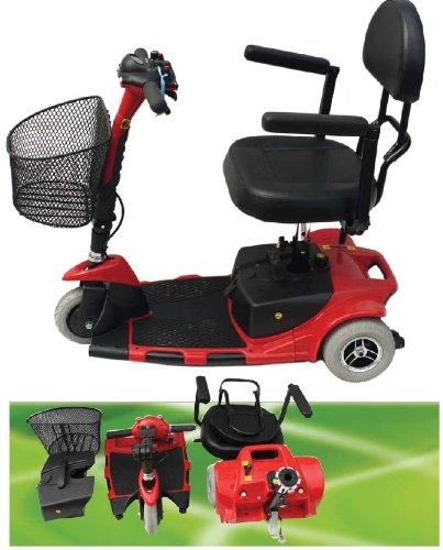 180W ElektroScooter Senioren ElektroMobil Mobility Vehicle Shoprider DreiRad 6km/h