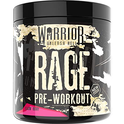 Warrior Rage, Blazin' Berry - 392G 470 g