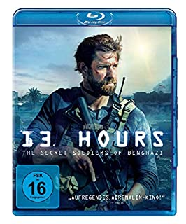 13 Hours - The Secret Soldiers of Benghazi [Blu-ray]