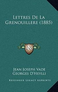 Lettres de La Grenouillere (1885)