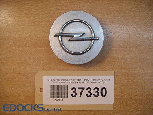 Recambios Originales - Tapa Central cubre buje rueda aluminio pulido