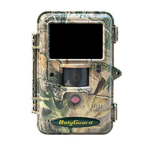 BolyGuard Wildlife Live Camera Trap 36MP 1080P con visión nocturna movimiento activado para el jardín vigilancia hombres regalo
