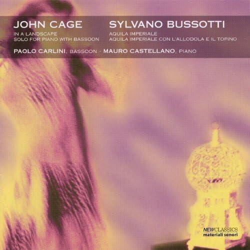 John Cage & Sylvano Bussotti