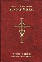 820/09 ST. JOSEPH SUNDAY MISSAL
