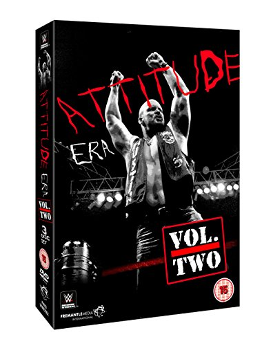 WWE: Attitude Era - Vol. Two [DVD] [UK Import]
