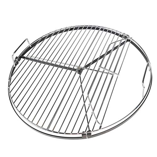 "BBQ Dragon Spin Grate Rotating Grill Grate for 22"" Charcoal Grills - Instant Grill Grates Replacement for 22"" Weber Grill Grate - Weber Grill Accessories from BBQ Dragon"