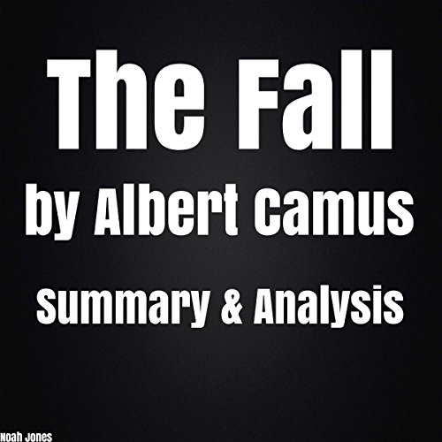'The Fall' by Albert Camus Summary & Analysis audiobook cover art
