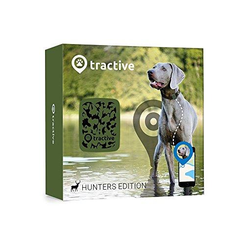 Tractive GPS Tracker für Hunde - Leichter und wasserfester Peilsender mit unlimitierter Reichweite