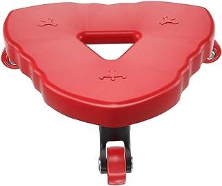 Jixi AB Roller Coaster magövning platta muskelträning hjul buken ab Roller fitness ABS Rollers hemfitnessutrustning (färg:...
