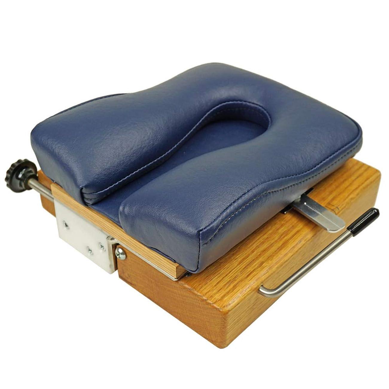 サーバ複合まっすぐにするLLOYD (ロイドテーブル) 可変式 ターグルリコイル ドロップ ポータブルドロップ 【 ヘッドピース 上部頚椎用 】