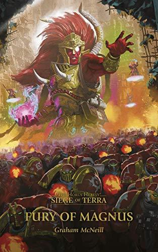 Fury of Magnus (Siege of Terra: The Horus Heresy) (English Edition)