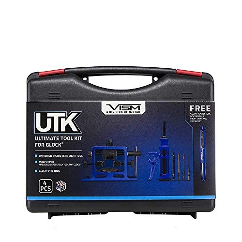NcSTAR VTGUTK Vism Ultimate Tool Kit- Glock, Multi