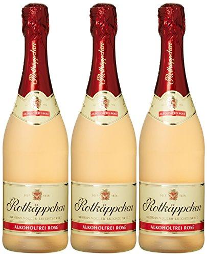 Rotkäppchen Sekt Rose alkoholfrei (3 x...