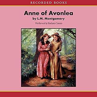 『Anne of Avonlea』のカバーアート