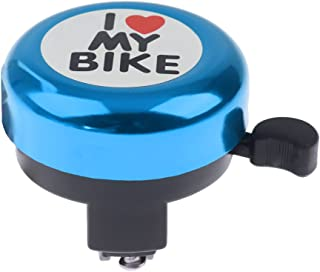 MagiDeal Kids Adults Bike Bicycle Women Boys Girls Cycling Bell Ring Sound Horn Blue