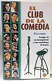 El Club de la Comedia. Ventajas de ser incompetente y otros monólogos de humor