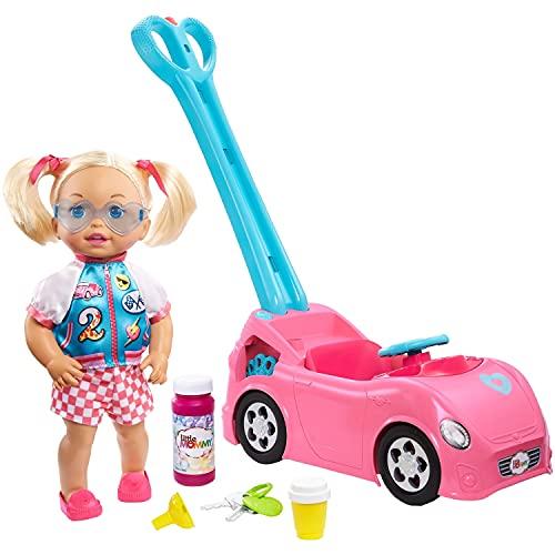 Passeio com Bolhas, Little Mommy, Mattel