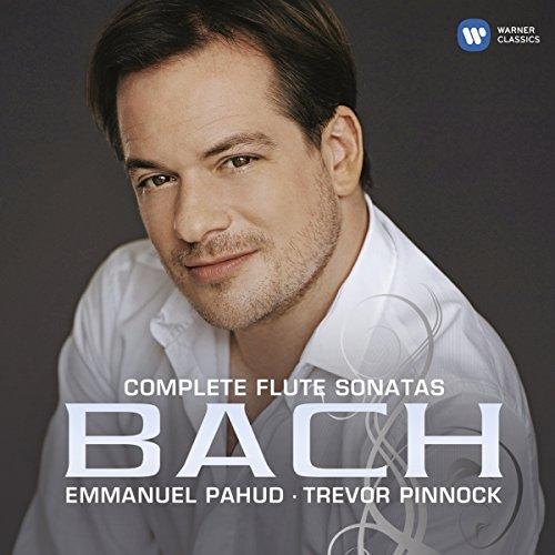 Emmanuel Pahud/Trevor Pinnock - Bach. Complete Flute Sonatas