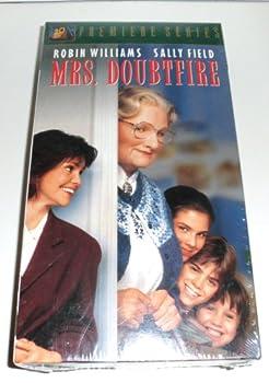 Mrs Doubtfire [VHS]