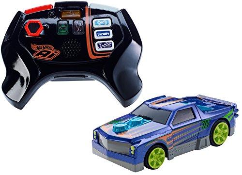 Mattel FBL86 Hot Wheels - Ai Erweiterungsset, Smart Car Turbo Diesel und Controller