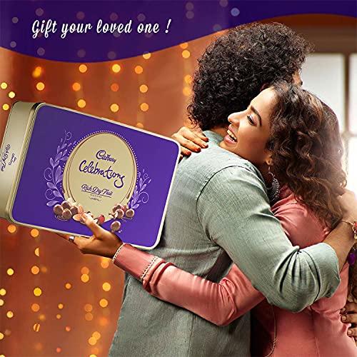 Cadbury Celebrations Rich Dry Fruit Chocolate Gift Box, 177 g 5