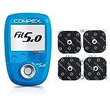 Compex Wireless Fit 5.0 Electroestimulador, Unisex, Azul +...
