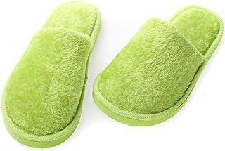 seawood Chaussons pour maison/voyage/hôtel/hôtel/1 paire de chaussures décontractées antidérapantes pour l'hiver, intérieu...