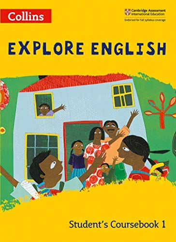 Collins Explore English – Explore English Student's Coursebook: Stage 1 ebook: 1...