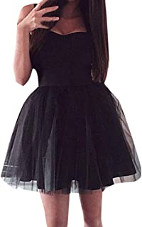 official photos 3bb99 06738 Amazon.it: gonna tulle - Nero / Vestiti / Donna: Abbigliamento