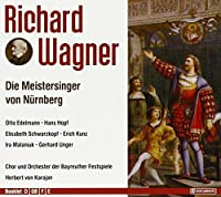 Wagner: Die Meistersinger Von Nurnberg by R. Wagner