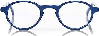 Sponsored Ad - eyebobs Board Stiff Unisex Premium Reading Glasses for Men and Women | Round Eye Glasses