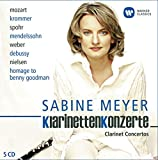 Klarinettenkonzerte / Clarinet Concertos