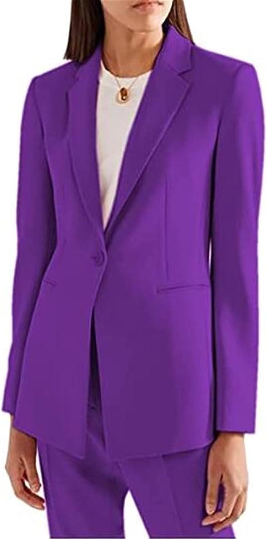 Casual Women Suits Blazer Set Wedding Tuxedos Party Wear Suits