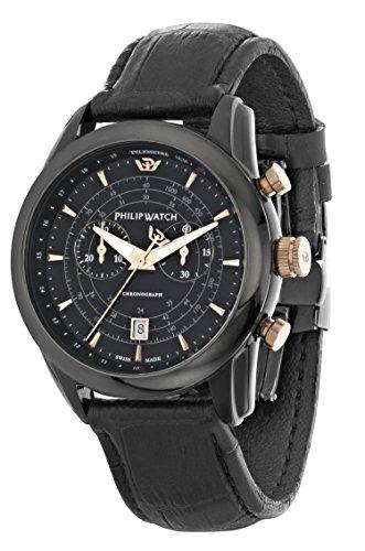 Philip Watch SEAHORSE R8271996004 - Orologio da Polso Uomo
