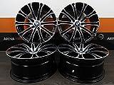 BMW 5er GT F07 6er F12 F13 F06 X3 F25 E83 X4 F26 9.5J 20 Zoll ET37 Alufelgen NEU